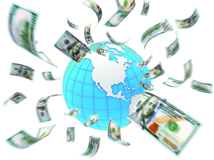 The Price of Money: Currency Markets and Global Law Firms