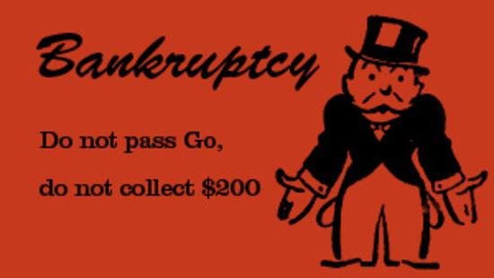 Practice Area Monopoly: Straight to Jail or Pass Go Collect $200