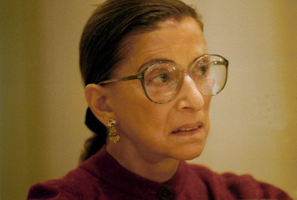 "Ginsburg: ""I Wasn't 100 Percent Sober"" at State of the Union"