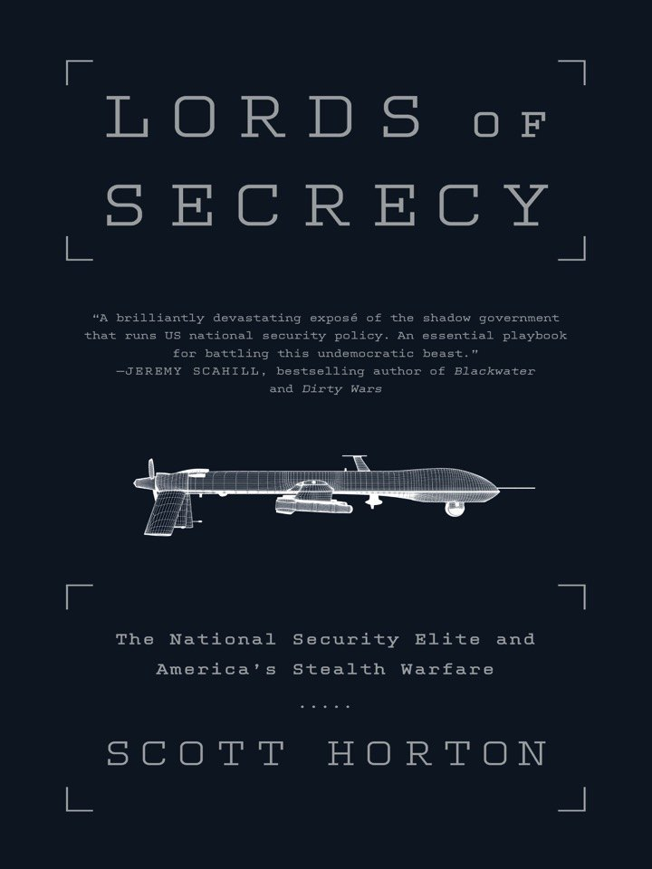 'Lords of Secrecy' – the Abuse of Law in the U.S. Drone Program