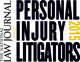 Los Angeles' Top Rated Lawyers in Personal Injury: 2015