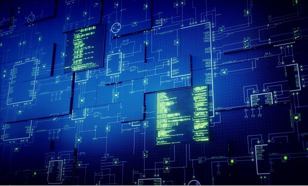 Futuristic Circuitry