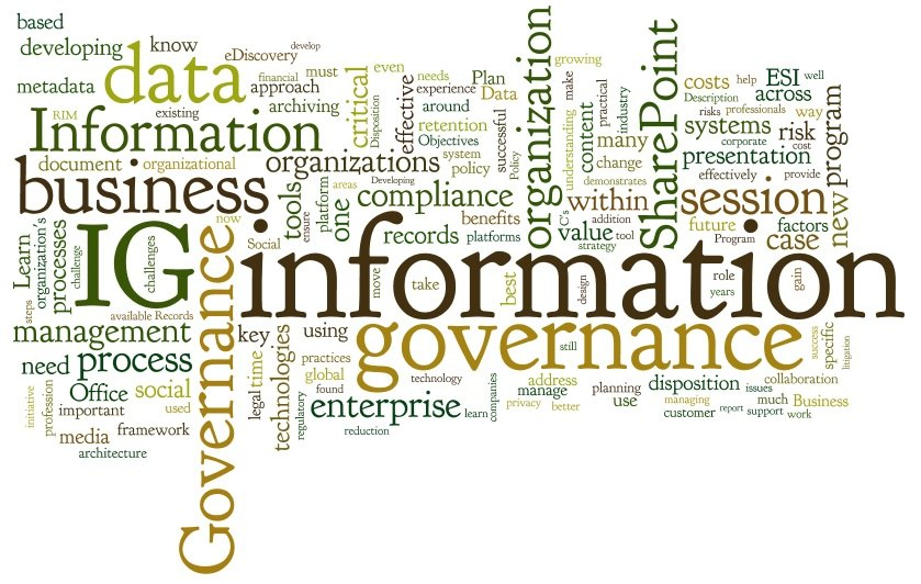 Information Governance vs. Productivity:  The Central Challenge