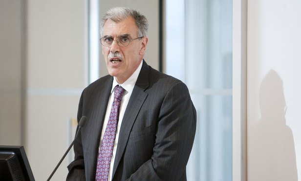U.S. Solicitor General Donald Verrilli, Jr. Photo by Diego M. Radzinschi/THE NATIONAL LAW JOURNAL