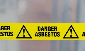 Judge Halts Asbestos Trial Citing 'Frightening Frequency' of COVID 19 Cases