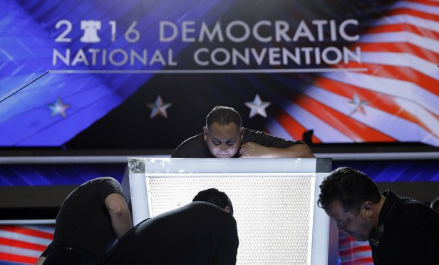 DNC Host Committee Can Keep Donors Secret—For Now