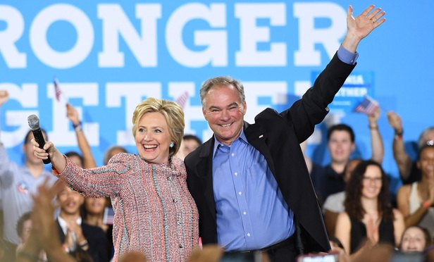 Clinton VP Pick Tim Kaine Took On Insurers Over 'Redlining' as Young Lawyer