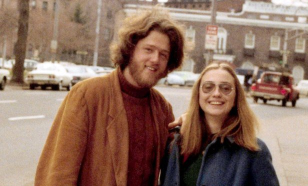 Bill Clinton Recalls Budding Love At Yale Law