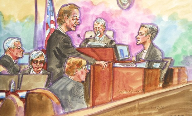 A Courtroom Sketch Artist on Murder, Emotion and Finding an Angle