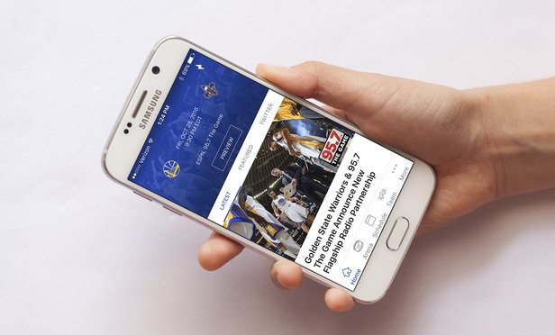 Mic Check: Suit Says Warriors App Uses Phone to Listen In on Fans