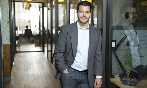 Ross Intelligence co-founder Andrew Arruda has big plans for the future of law firms and AI.