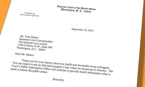 SCOTUS-Health-Letter
