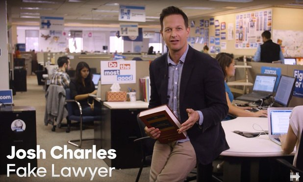 'The Good Wife' Actor Asks for Law Students' Help on Election Day