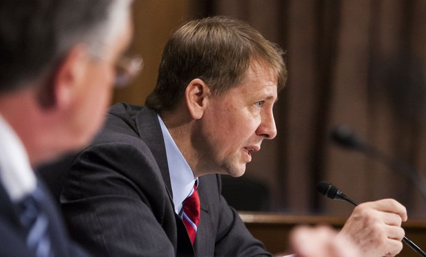 Richard Cordray Invoked Bob Dylan to Lift CFPB's Spirits