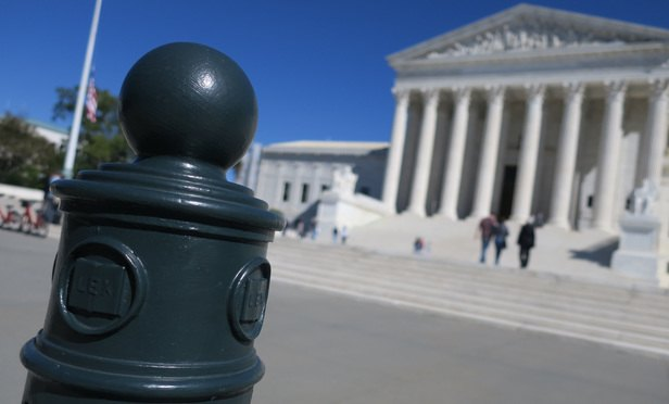 U.S. Supreme Court in Washington, D.C.  (Photo: Mike Scarcella/ALM)