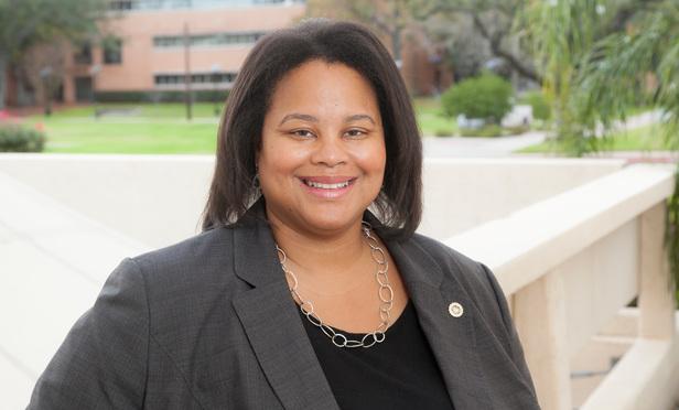 Dean Danielle Holley-Walker, Howard University School of Law in Washington, D.C. (Tom Callins)