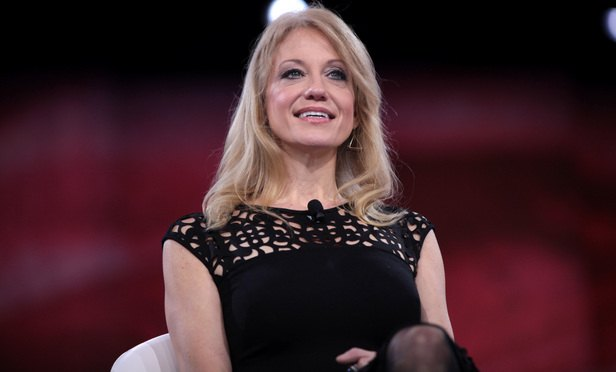 Ethics Complaint Against Kellyanne Conway Faces Long Road