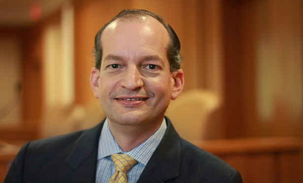 FIU Law Dean Acosta Tapped to Run US Labor Department