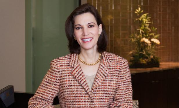 Diana Liebmann, partner at Haynes and Boone in San Antonio.