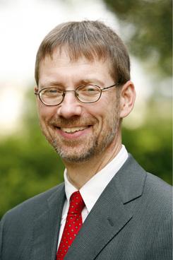 Professor Paul L. Caron of Pepperdine University School of Law.