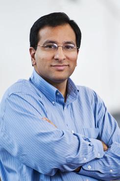 Amar D. Sarwal. (Photo: Scott Dressel-Martin)