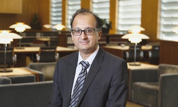 Sujit Choudhry. (Photo: Jason Doiy/The Recorder)