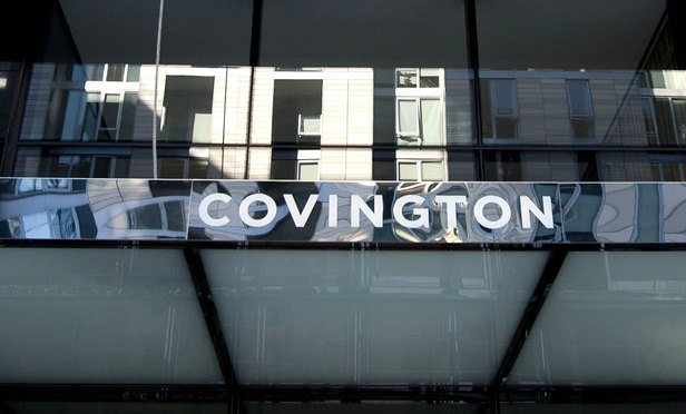 Covington Opens Two New Offices After Adding Chadbourne Team