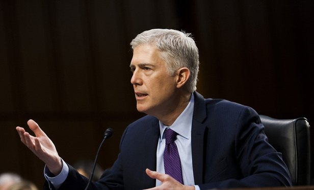Gorsuch's 'Burping Boy' Dissent Arrives at the Supreme Court