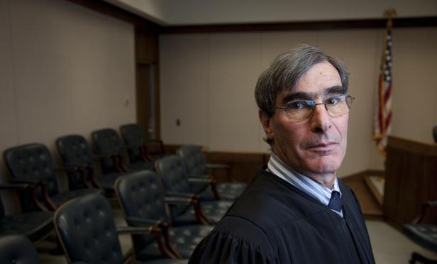 Northern District Court Judge Jeremy Fogel. Photo by Jason Doiy.