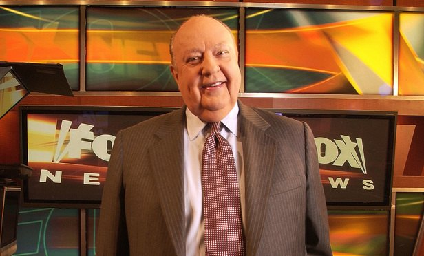 Former Fox News CEO Roger Ailes. (Photo: Jim Cooper/AP)