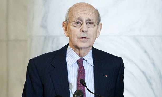 Calling Justice Breyer: A Court Interrupted