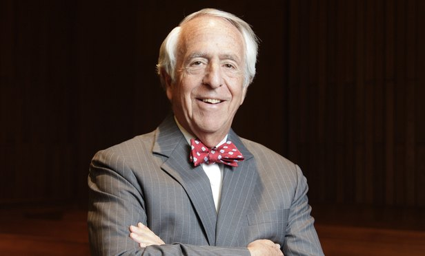 U.S. District Judge Charles Breyer, Northern District of California. (Photo: Hillary Jones-Mixon)