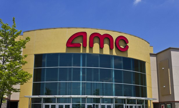 AMC movie theater.