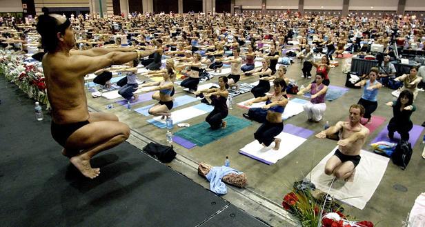 Bikram Yoga Founder Faces Arrest Warrant Over Fight to Recover Damages