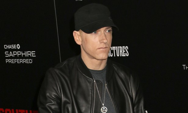 Eminem. (Photo: JStone/Shutterstock.com)