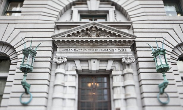 Ninth Circuit Court of Appeals. (Credit: Jason Doiy/The Recorder)