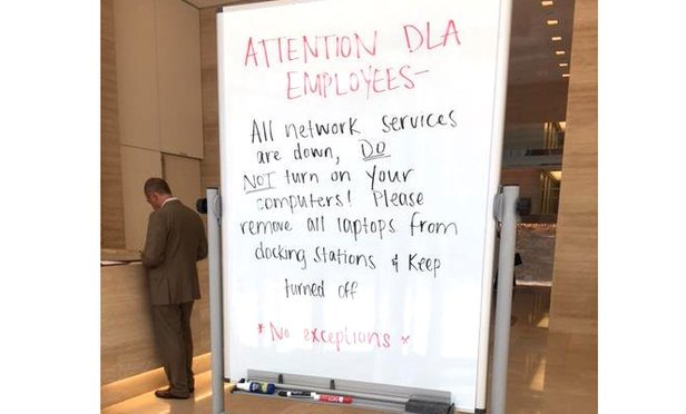 Ransomware Attack on DLA Piper Puts Law Firms, Clients on Red Alert