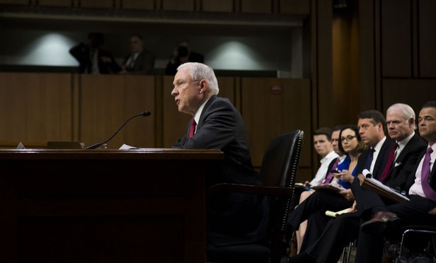 Chuck Cooper Confirms: He's AG Jeff Sessions' Lawyer