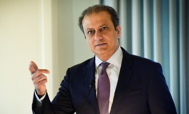 Bharara May Address Trump Rift in His Upcoming Book