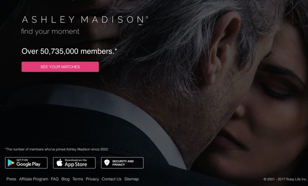 Ashley Madison Class Accord Raises Question: How Do You Find Claimants Who Don't Want to Be Found?