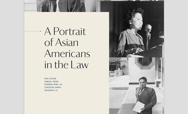 Study: Asian-Americans Face Glass Ceiling in the Law