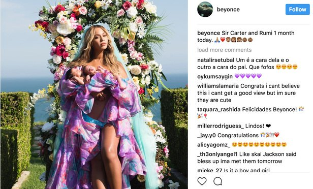 Beyonce, Jay-Z Want to Trademark Twins' Names. What Could Possibly Stand in Their Way?