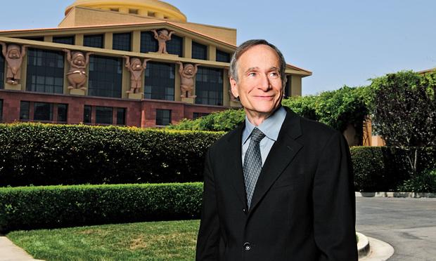 Disney GC Alan Braverman Extends His Contract