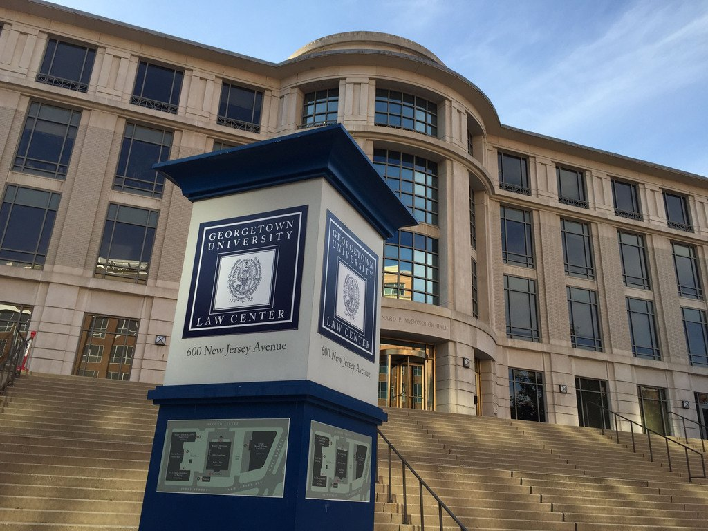 Georgetown Joins The List Of Law Schools Accepting The GRE