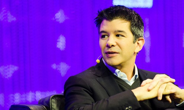 Travis Kalanick Taps Williams & Connolly in Fight Over Uber Board Seat