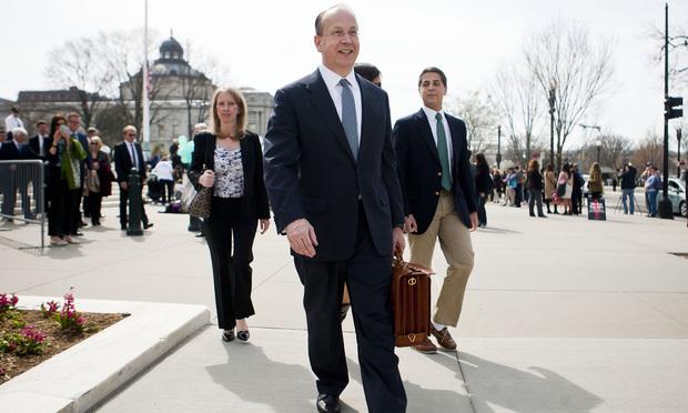 Kirkland's Paul Clement Gets Nod to Argue Key Labor Cases at Supreme Court