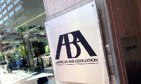 ABA Moves Forward With Plan to End Law School Admission Test Requirement