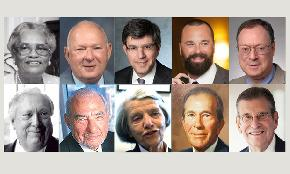 In Memoriam: Influential Lawyers We Lost in 2018
