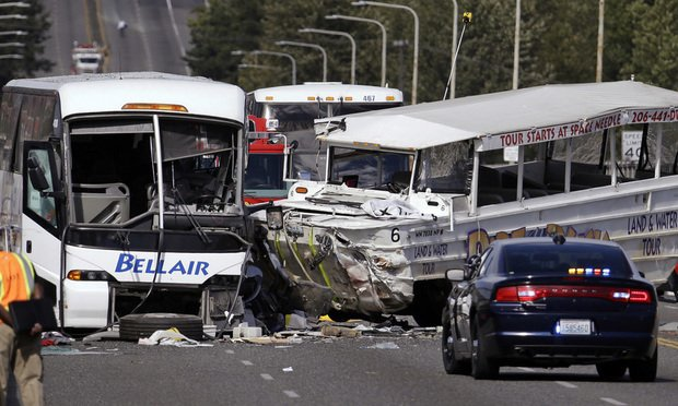 Seattle Jury Awards $123M to Victims of Deadly Duck Boat