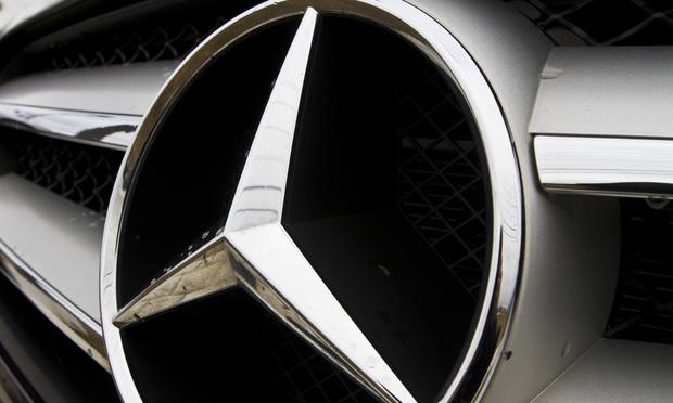 Mercedes-Benz symbol/John Disney/Daily Report